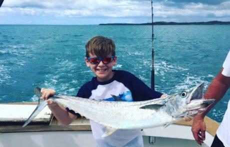 King Mackerel and Cero Mackerel Fishing Charter Mayaguez