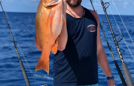 Snappers Fishing Charter Cabo Rojo