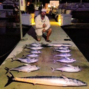 Shine Eye Girl Fishing Charter