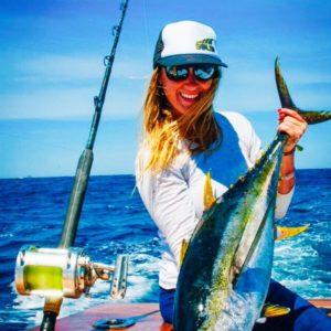 Yellowfin Tuna Fishing Charter Isabella